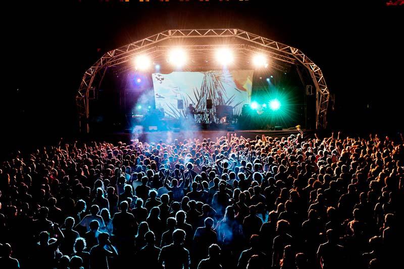 Международный фестиваль Беникассим