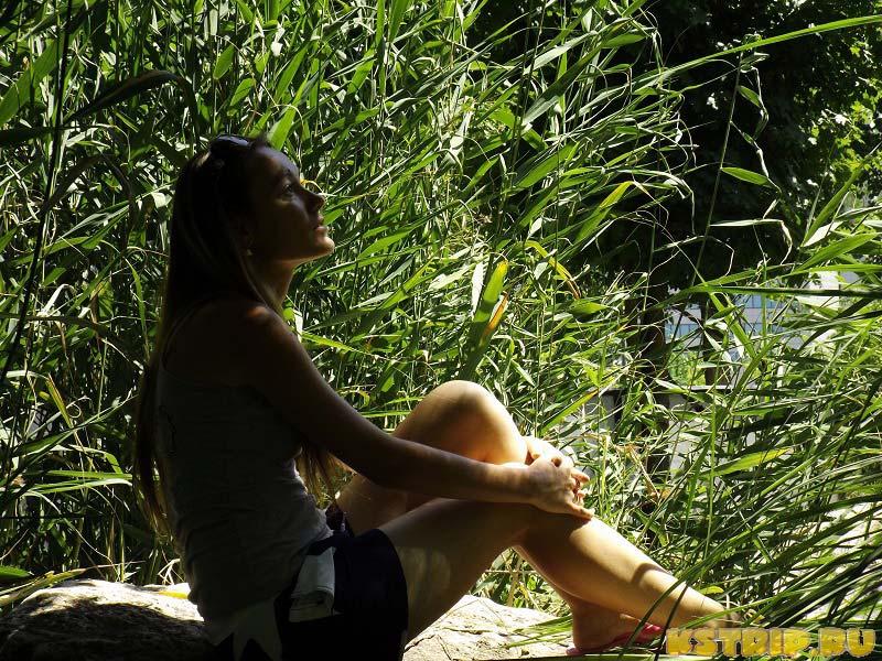 Ксюшка мечтает в Японском саду, Как раскрутить личный бренд