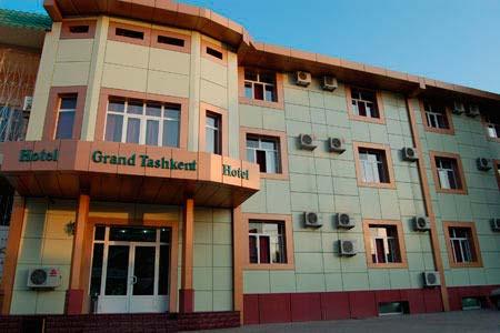 Отель «Grand Tashkent Hotel»