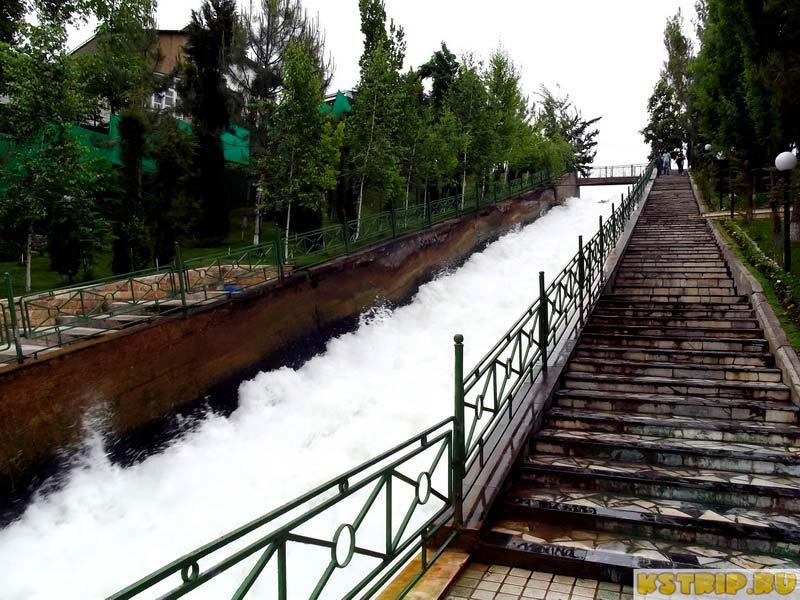 Шаршара в Ташкенте