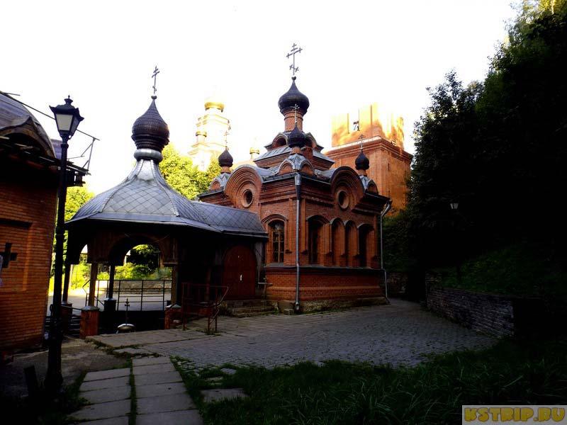 Часовня во имя Святой Великомученицы Параскевы, Полыковичская крыница