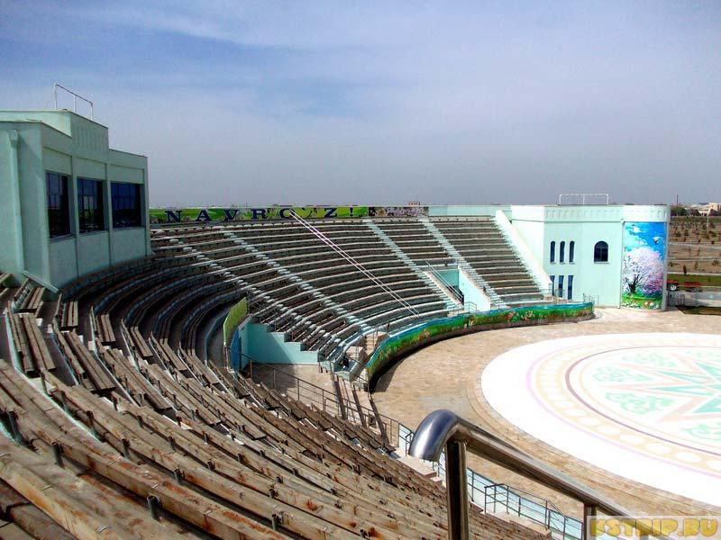 Амфитеатр в Бухаре