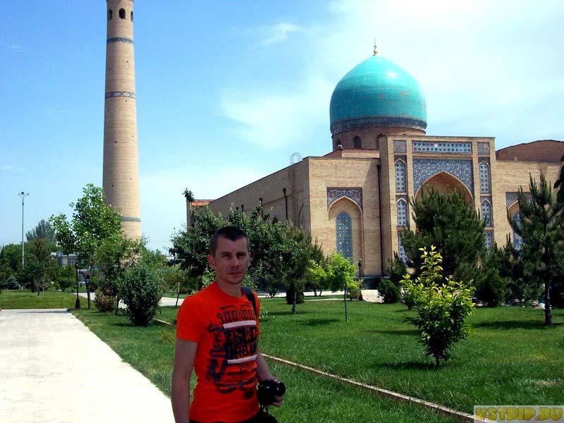 Старый город в Ташкенте