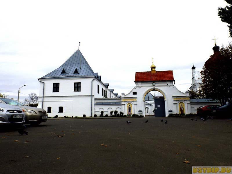 Свято-Никольский женский монастырь в Могилёве