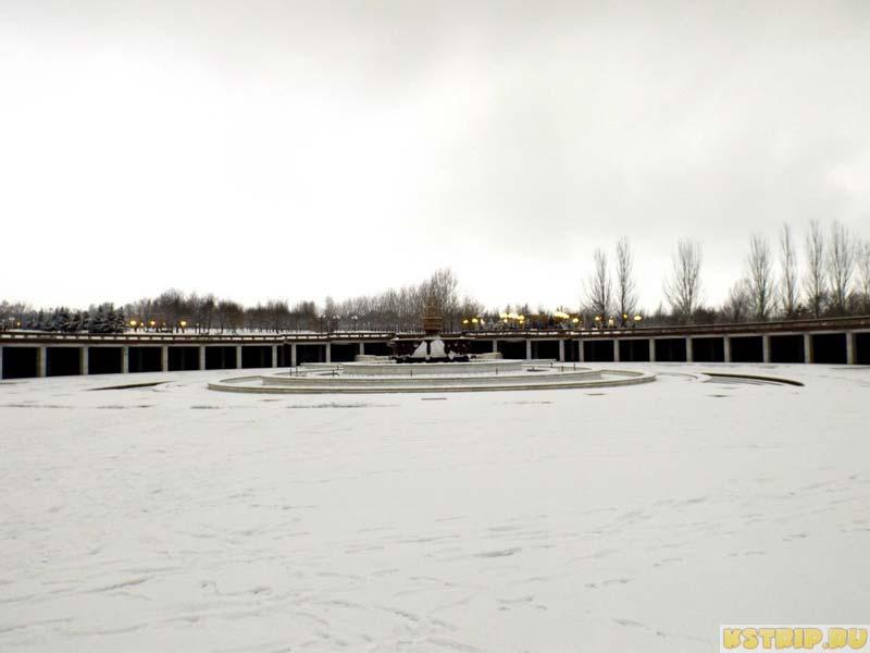 парк президента в Алматы