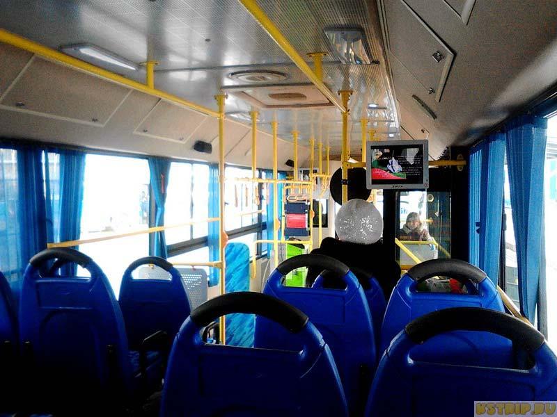 транспорт в Алматы