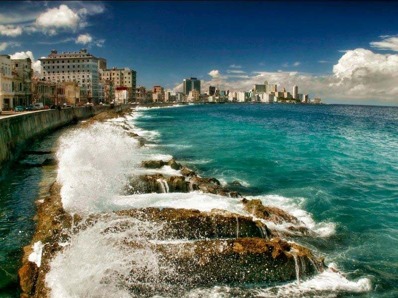 океан на Куба