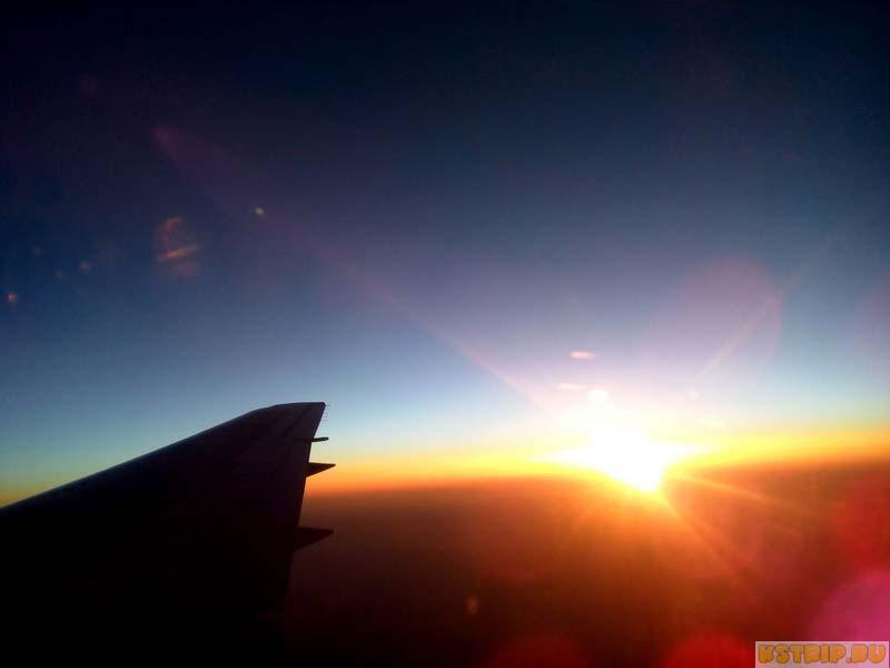 Как занять в самолёте хорошее место