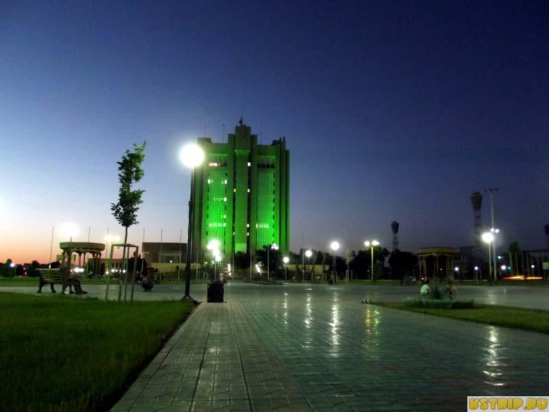 жизнь в Узбекистане