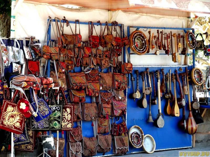 Сувениры в Бухаре
