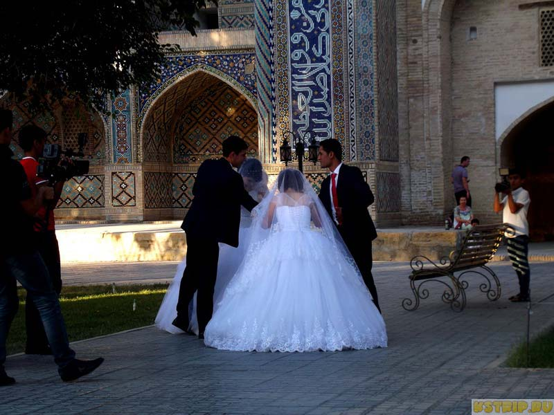 Свадьба в Бухаре