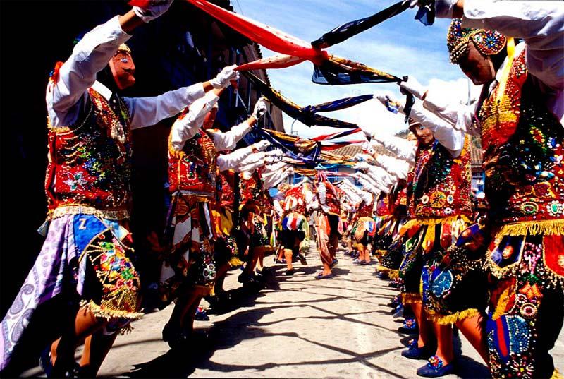 Фестиваль Девы Кармен де Чинча