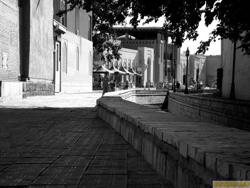 фотографии Бухары