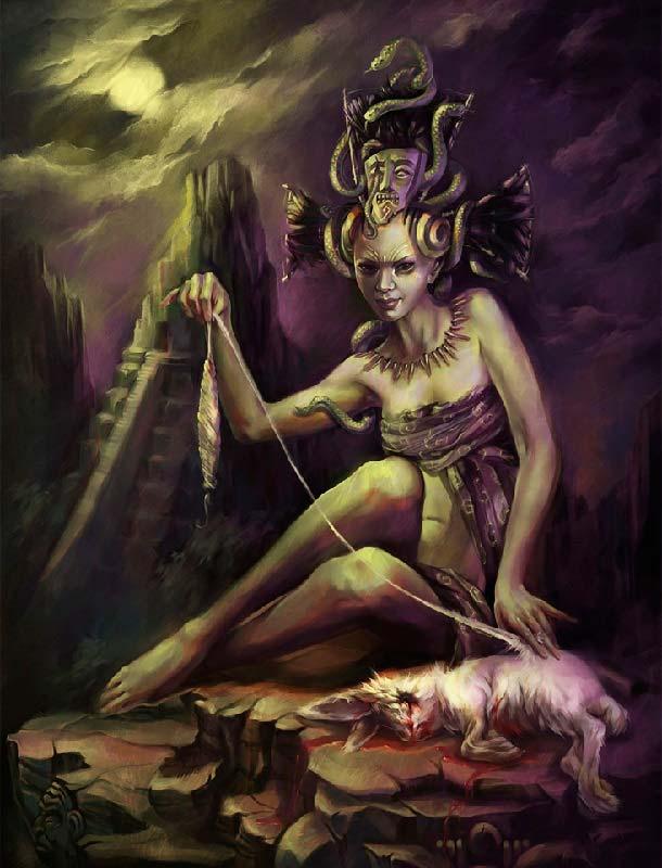 Праздник богини Иш-чель