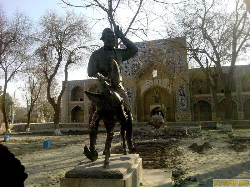Какое сейчас время в узбекистане
