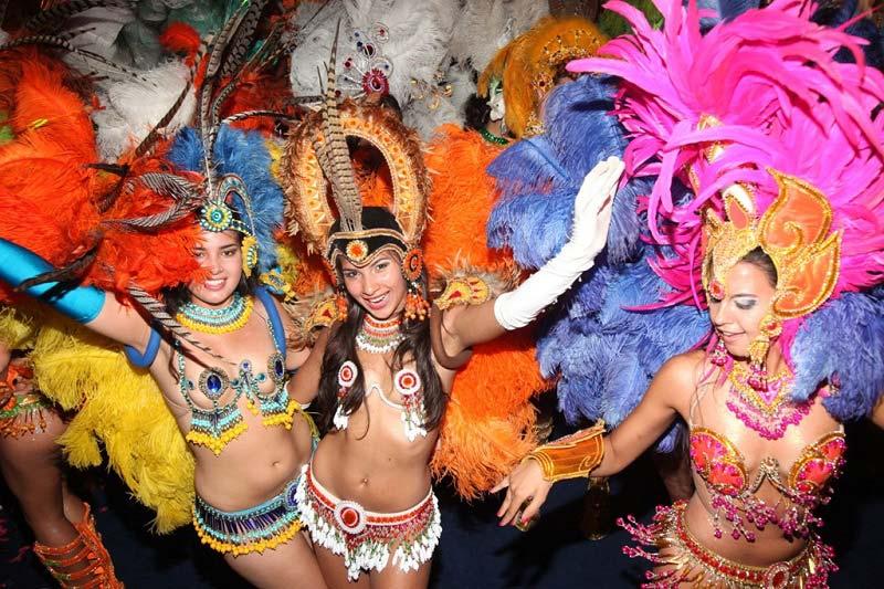 Карнавал в Гуалегуайчу