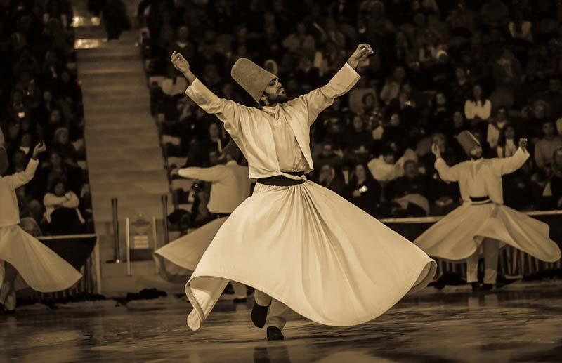 Фестиваль Шеб-и-Аруз, или Фестиваль вращающихся дервишей в Конье
