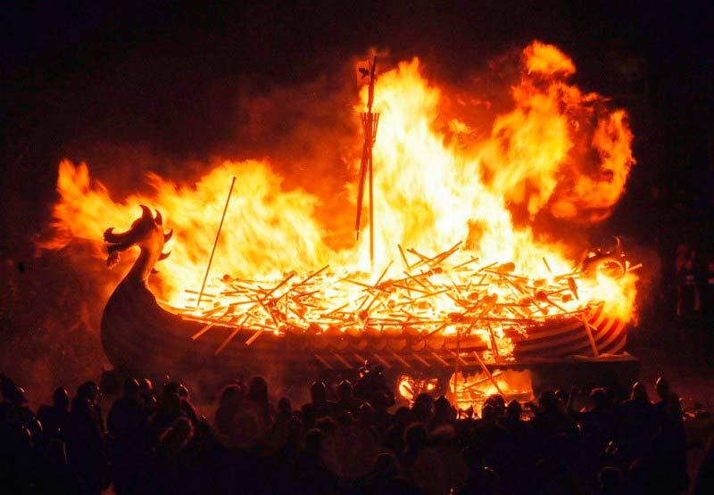 Фестиваль огня Апхеллио