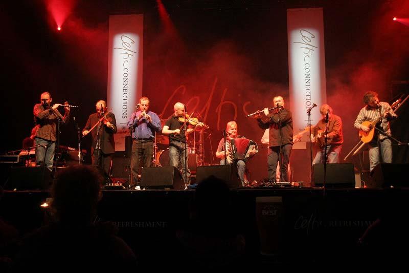 Музыкальный фестиваль Celtic Connections