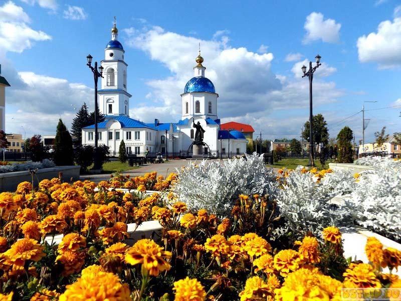Собор Иконы Божией Матери Казанская в Малоярославце