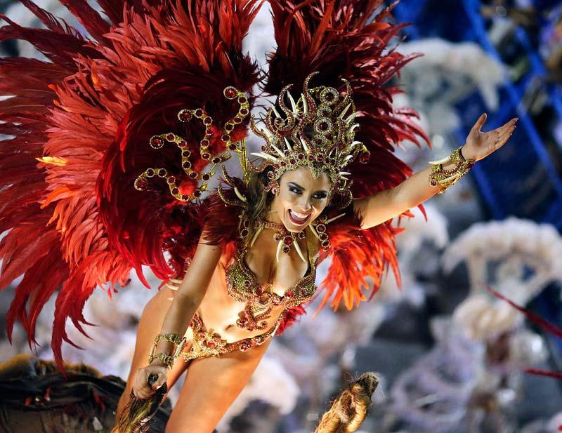 Карнавал в Рио-де-Жанейро 2018. Даты проведения