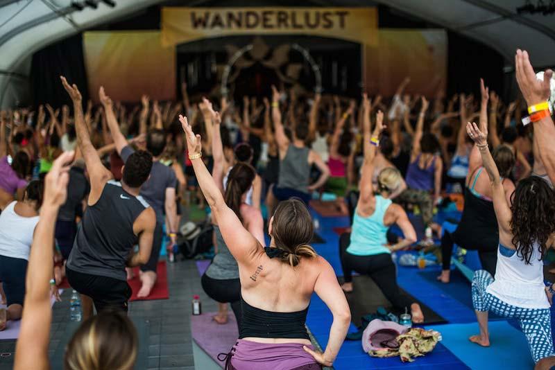Фестиваль музыки, йоги и путешествий