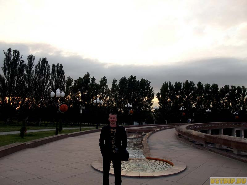 Слава в Алмате