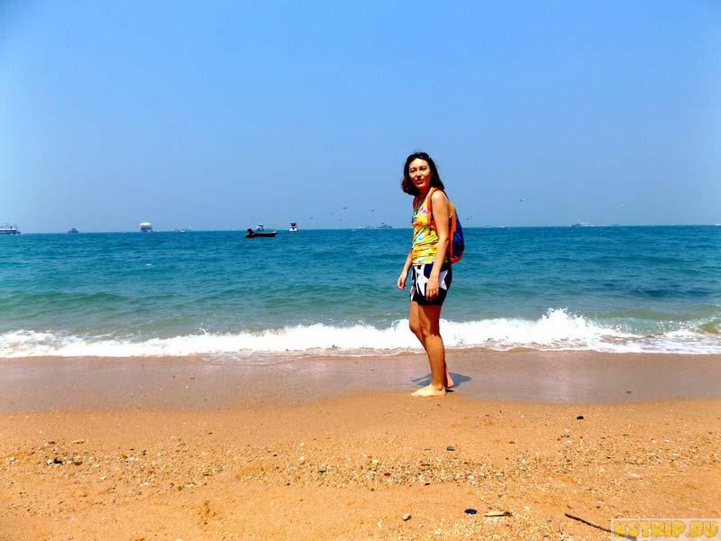 Пляж Паттайя бич в Паттайе