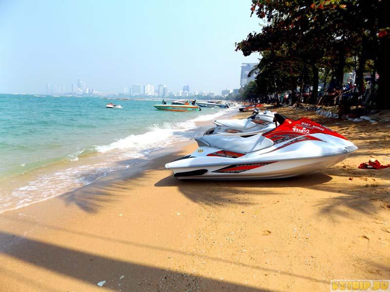 Куда поехать для пляжного отдыха в июне Пляж Паттайя бич в Паттайе