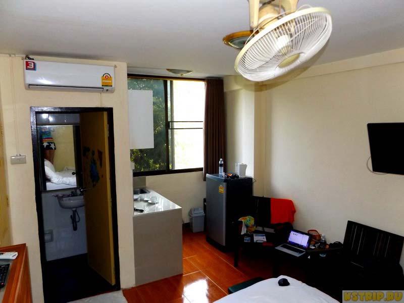 Отель Hill Inn в Паттайе