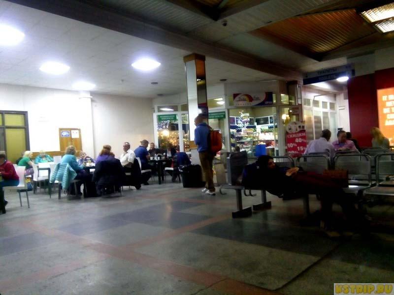 Аэропорт в Иркутске