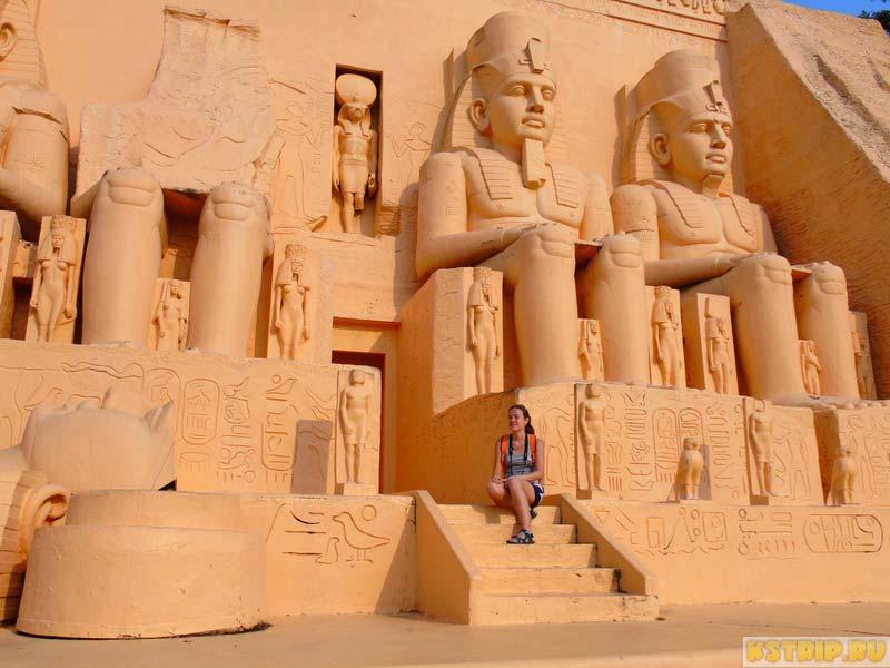 Абу-Симбел, Египет (Abusimbel, Egipt)