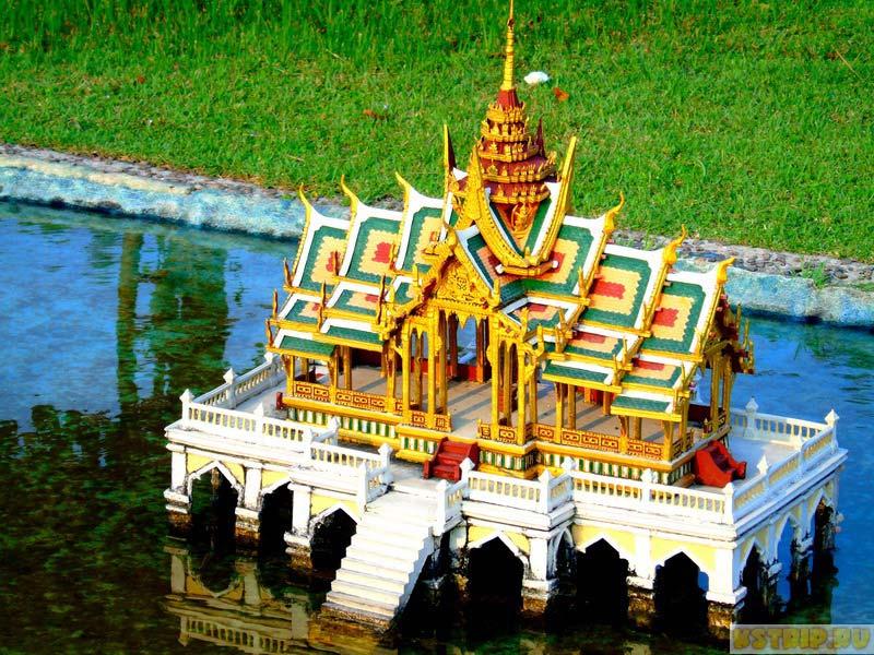 Пхра Тхинанг Айсаван Тхипая в Аюттайе (Phra Thinang Aisawan Thiphya – Art, Ayutthaya)