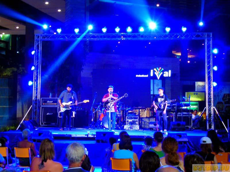 Музыкальный фестиваль Pattaya Music Festival 2016