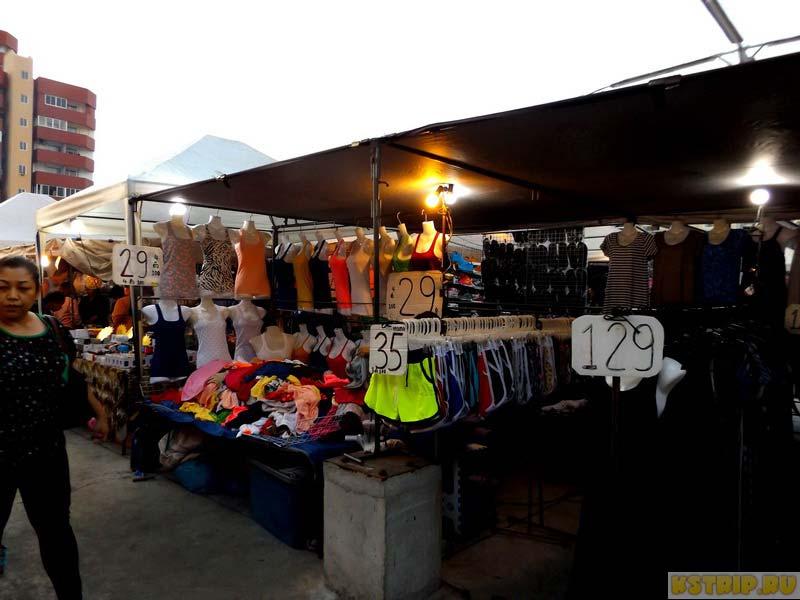 Тепразит - ночной рынок (Night Market Thepprasit) в Паттайе - photo#36