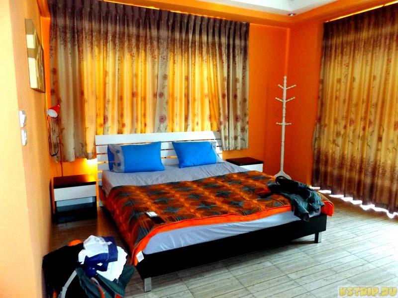 Отель Concordia Guesthouse на Джомтьене в Паттайе