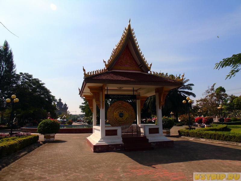 Достопримечательности Вьентьяна, Лаос: что посмотреть за пару часов. Часть 1