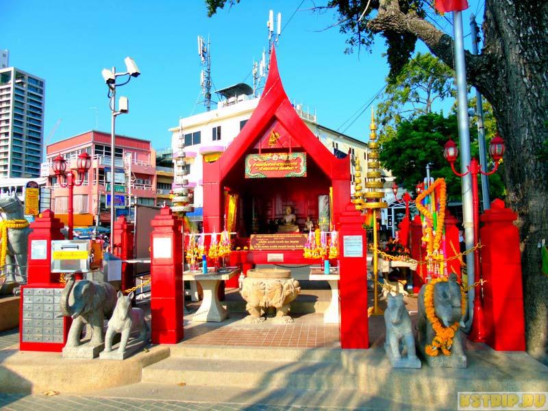 домик духов в Таиланде