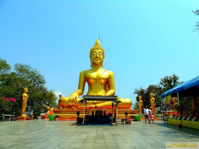Биг Будда (Big Budda) в Паттайе