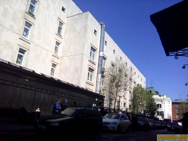встать на консульский учёт в Посольстве Узбекистана в Москве