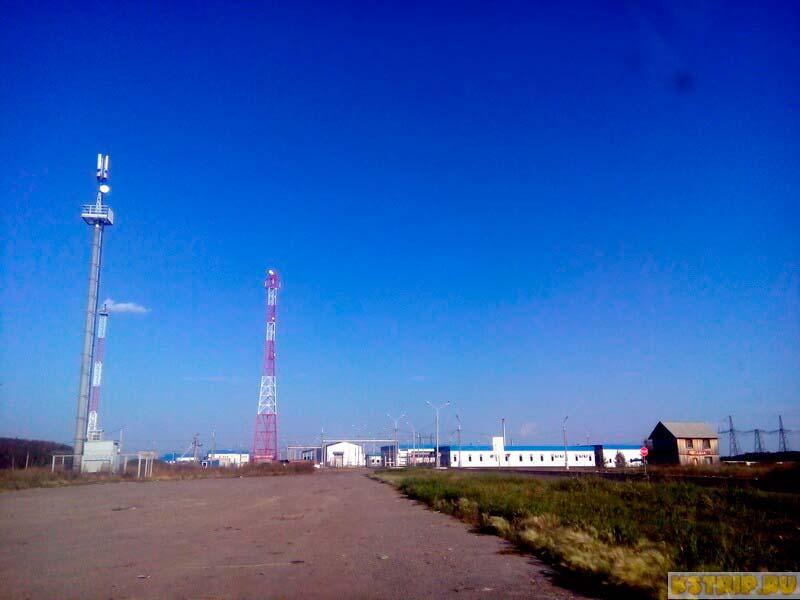 Пересечение границы Казахстан – Россия