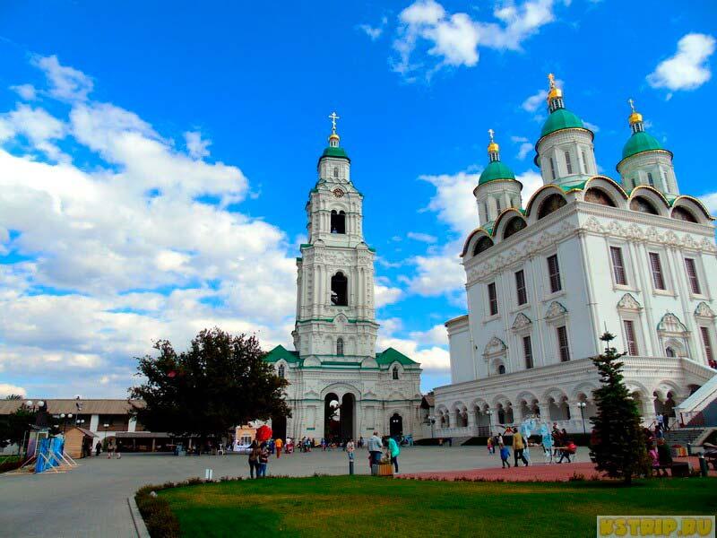 Астрахань, Кремль, Экскурсии в Астрахани