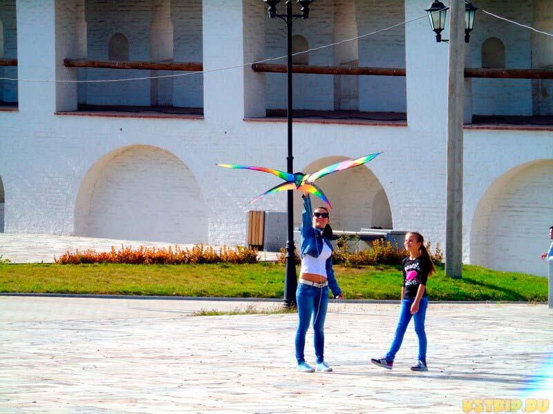 Воздухфест – Фестиваль воздушных змеев в Астрахани