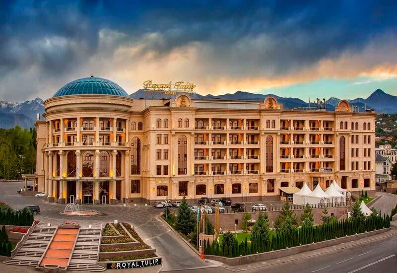 Отели 5 звёзд в Алматы