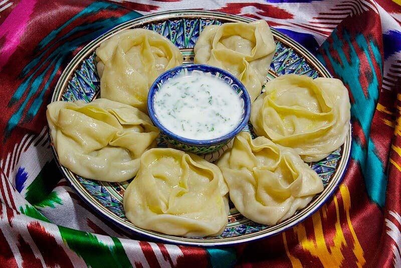узбекские манты рецепты