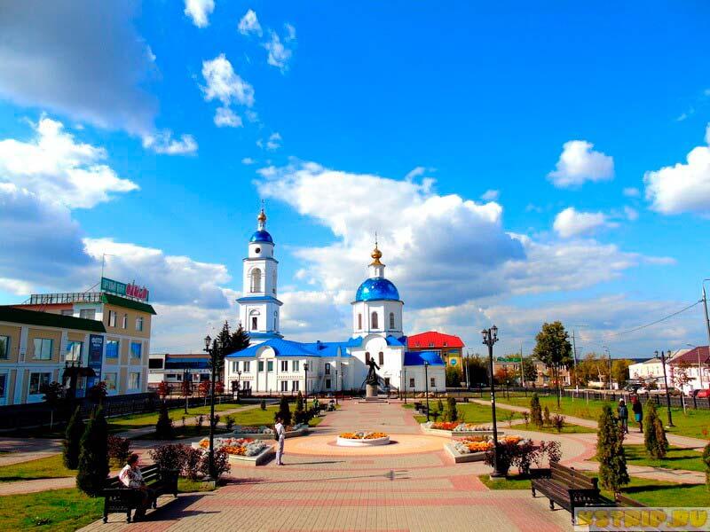 Храмы, церкви, соборы, монастыри в Малоярославце