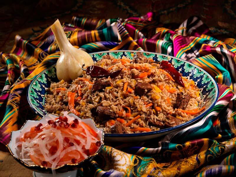 Узбекский плов: история блюда + рецепт приготовления