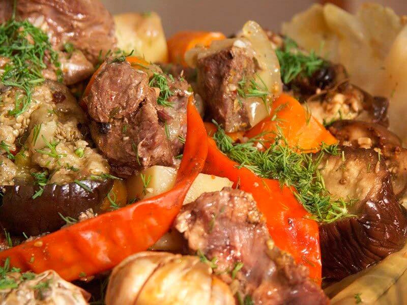 68bcb1d6d7c Блюда из мяса в узбекской кухне. Вкусно и сытно!