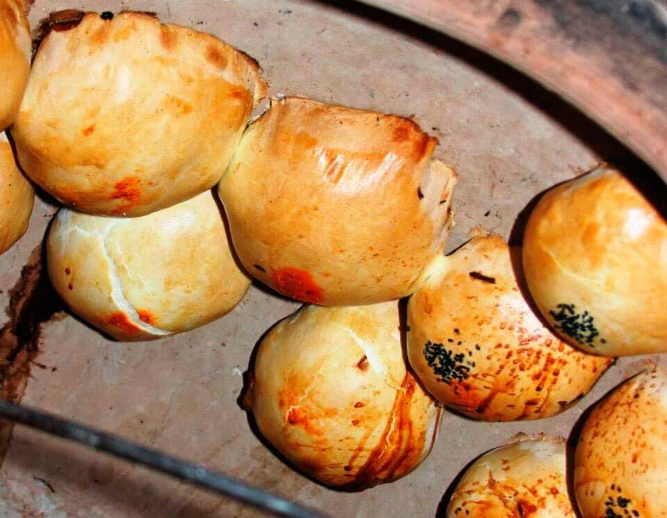 Самса тандырная в духовке рецепт пошагово