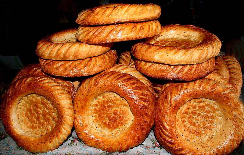 Узбекские лепёшки – как приготовить дома